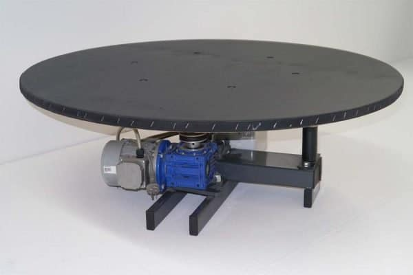 Turntable Revolving Stage