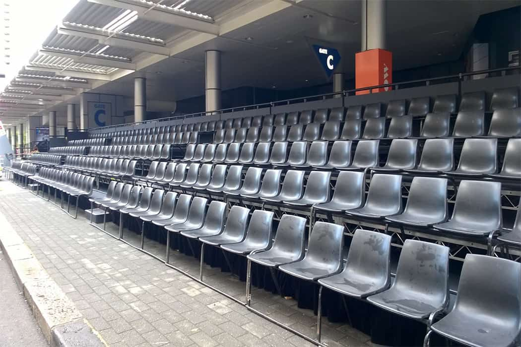 Audience Risers