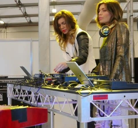 Megadeck DJ Table, A Festival Favourite