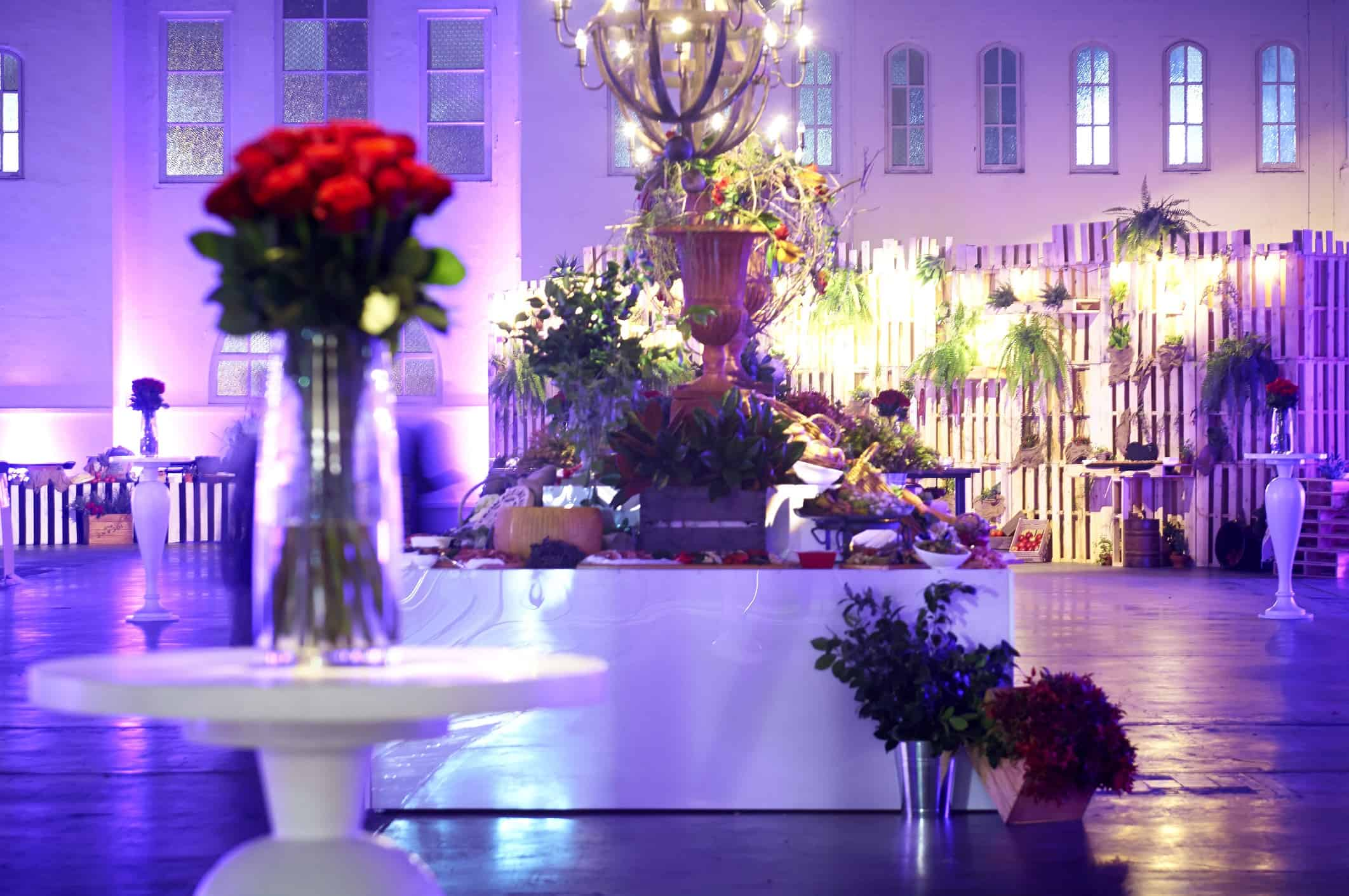 3 - Private Function-Food Stations