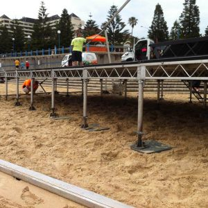 Coogee Beach Stage
